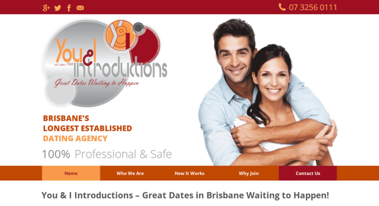Dating agency brisbane