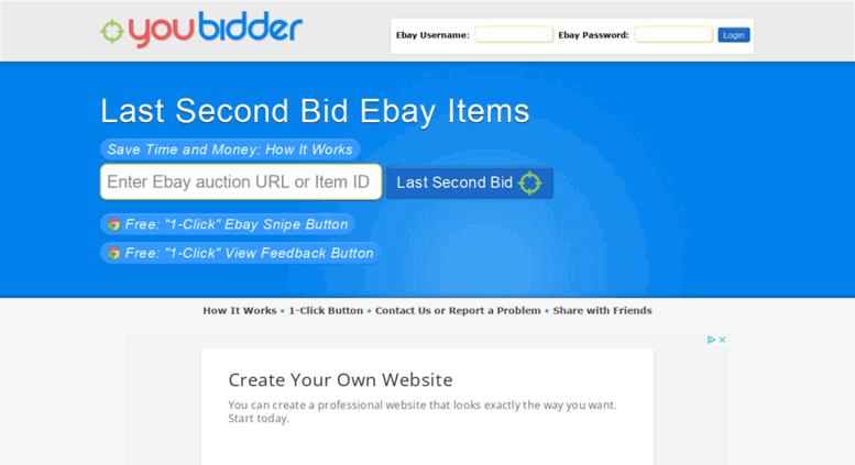 Free ebay automatic download bidder