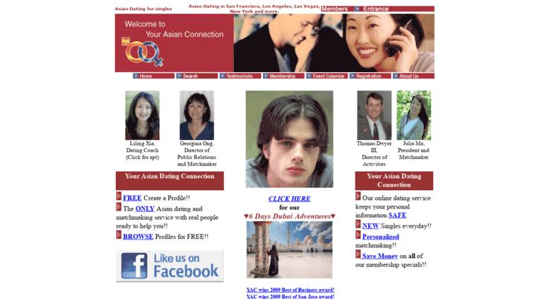 Aziatische dating website Los Angeles