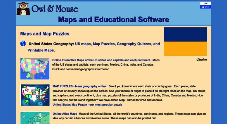 Access yourchildlearns.com. Educational Software - Maps, Learn to ...