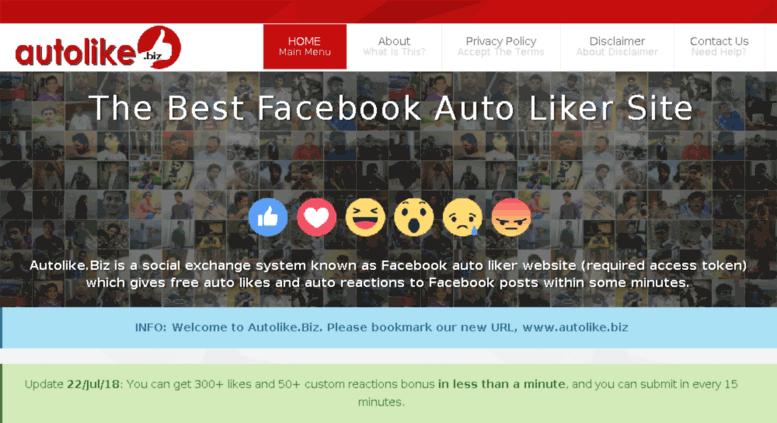 Access zfnliker com  Autolike Biz | The Best Facebook Auto