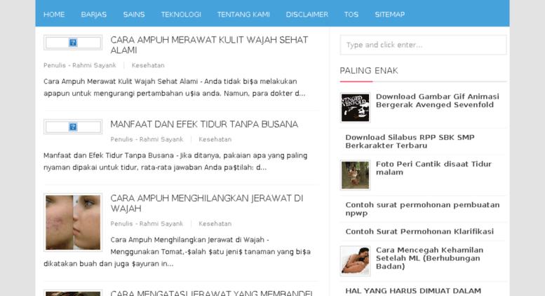 Access Zulsyiddin Blogspot Com Berita Terbaru Hari Ini